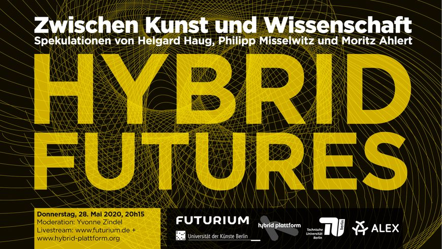 Flyer with title and speakers