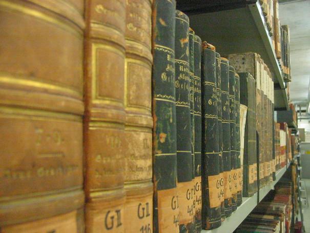 Der Universitätsbibliothek zugedacht