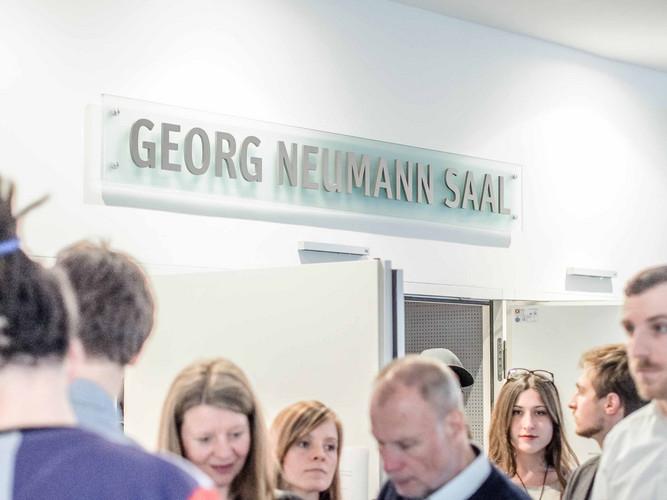 Georg-Neumann-Saal, Jazz-Institut Berlin