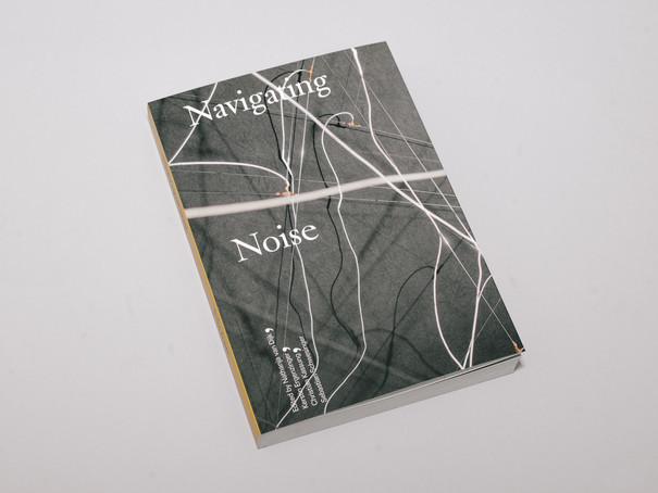 """Buchcover von """"Navigating Noise"""""""