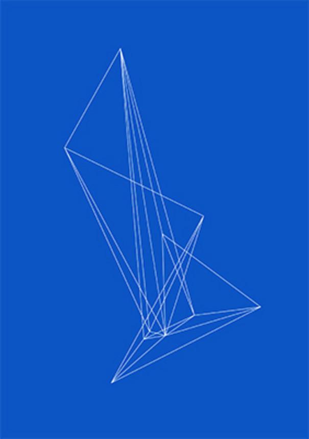 Abbildung des Covers mit einer geometrischen Form