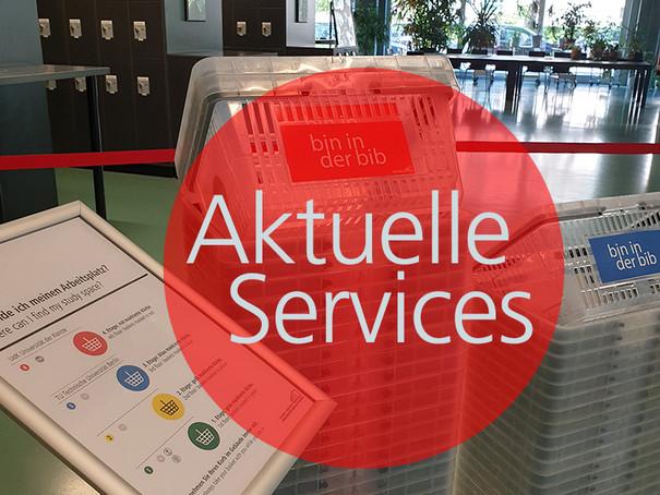 Aktuelle Services