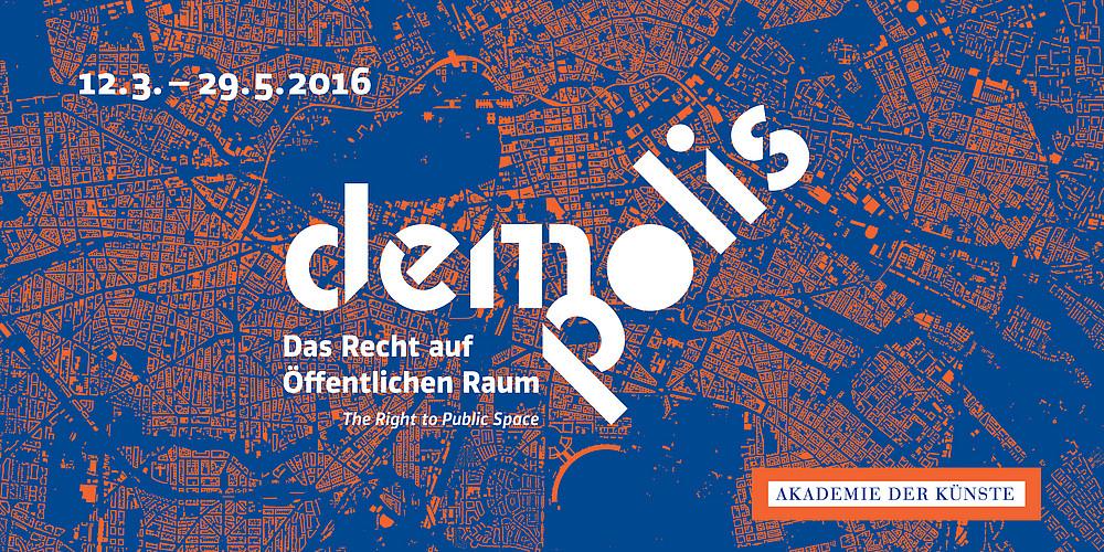 DEMO:POLIS - Das Recht auf öffentlichen Raum – Universität der ...