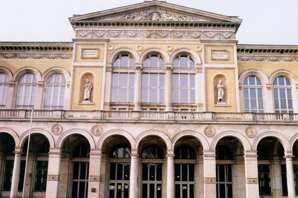 Gebäude Bundesallee