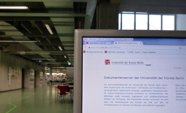 Dokumentenserver der UdK Berlin