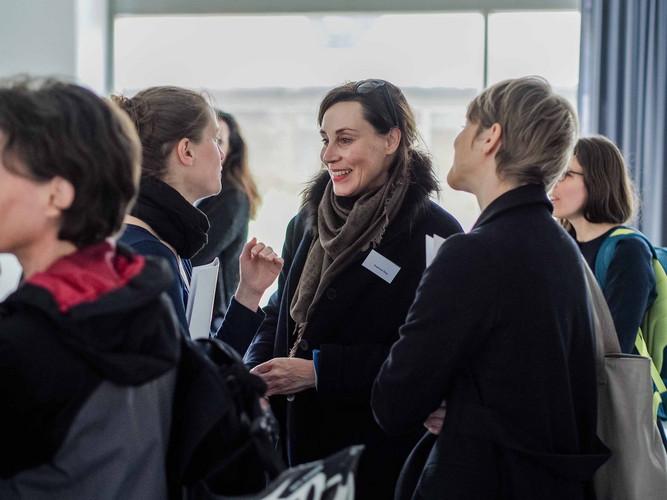 Alumnae-Netzwerktreffen 2017