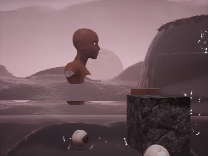 Videostill von digitaler Collage