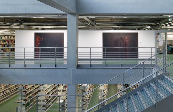 Kunst im Gebäude
