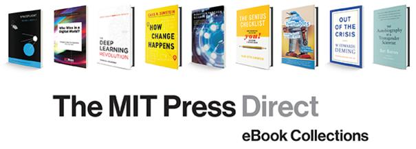 Die Universitätsbibliothek der UdK Berlin hat für 2021 die E-Books von MIT Press