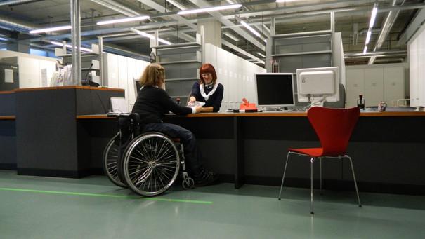 Services für Menschen mit Behinderungen und chronischen Erkrankungen