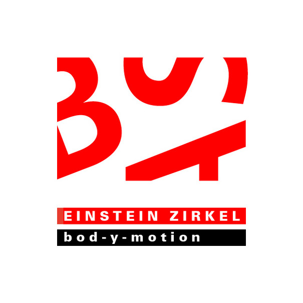 Logo Einstein Zirkel bod-y-Motion Kurzversion