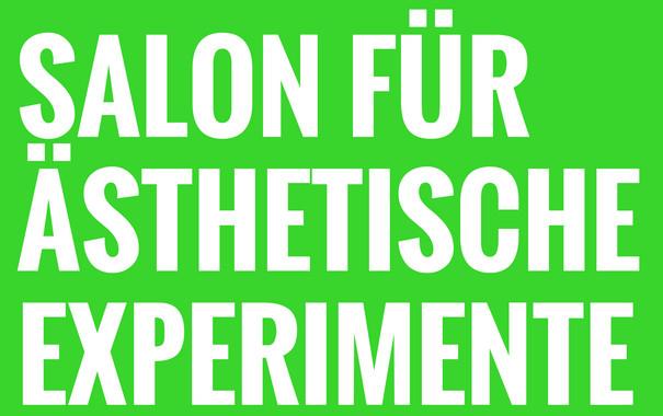 Schriftzug auf grünem Grund