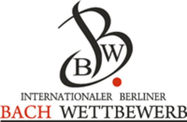 Logo des internationalen Berlin Bach Wettbewerbs