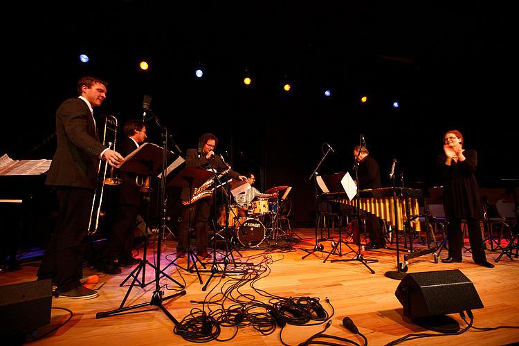 Ein Jazzensemble