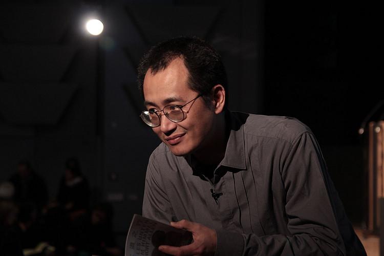 chinesischer Panel-Teilnehmer
