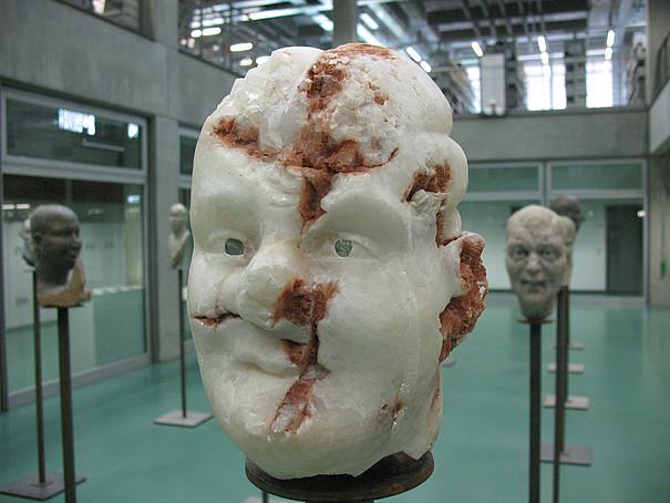 Ausstellungen, Veranstaltungen ((Foto zeigt Skultptur des Künstlers Bernhard Nürnberger. Website: http://www.galerie-imaginaire.de)