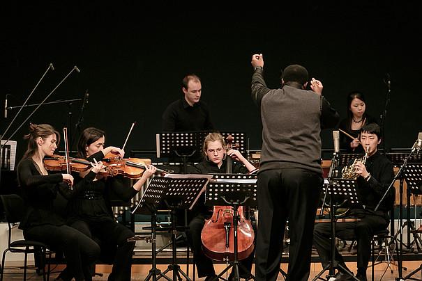 Felix Mendelssohn Bartholdy Hochschulwettbewerb 2013